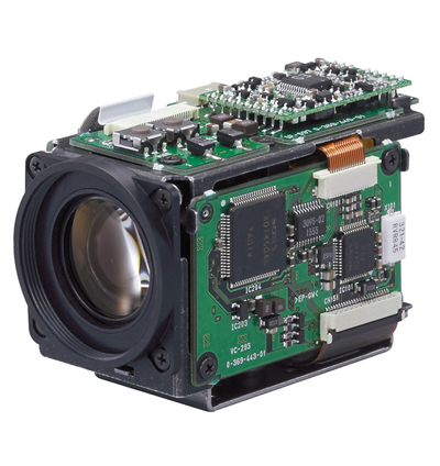 SONY FCB-IX10AP MINI 10X CCD Industrial Camera