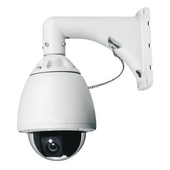 H series outdoor IP intelligent high speed dome Camera