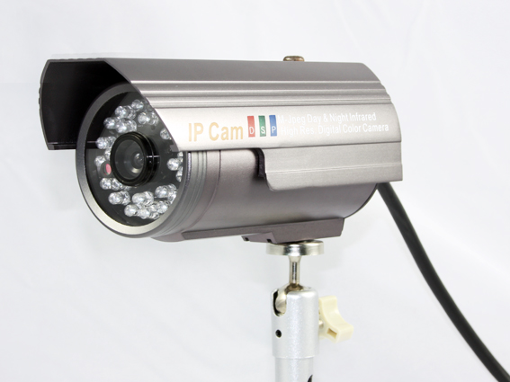 NEW Wifi H.264 Mega IP Camera with 2 Way Audio
