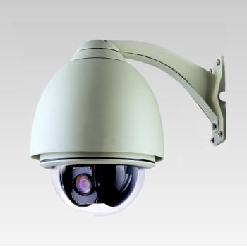 Outdoor Intelligent Middle Speed Dome Camera