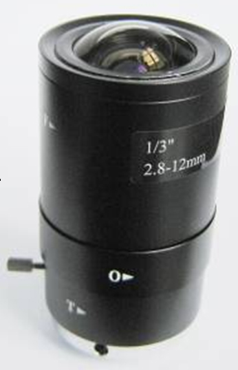CCTV CS Camera 2.8-12 mm F1.4 Manual Zoom Manual Aperture Lens
