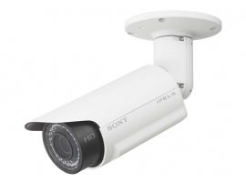 Built-in IR Illuminators 1080P dual-stream network HD fixed seturity camera Sony SNC-CH260