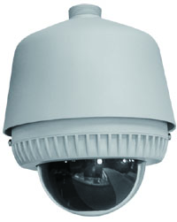 Double-layer metal High Speed Dome PTZ Camera