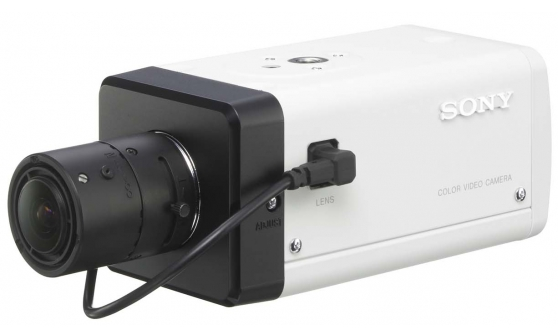 SONY SSC-G813 1/2-type Analog CCD Box Camera