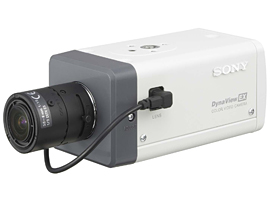 Sony SSC-G918 is an analog Color Fixed Camera with 540 TV Lines